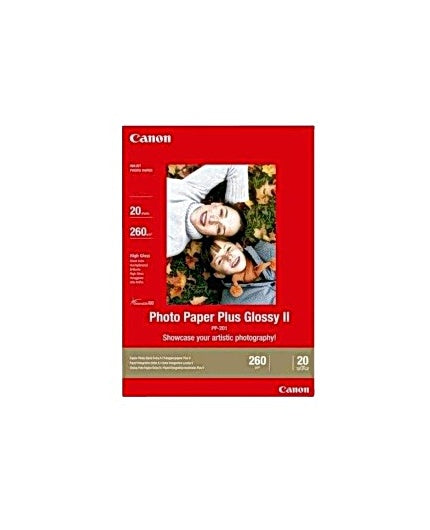 Canon Photo Paper Plus Glossy II PP-201 - Blank