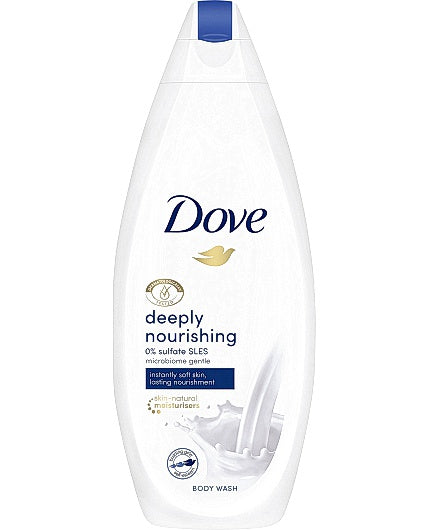 Duschtvål DOVE Deeply Nourishing 225ml