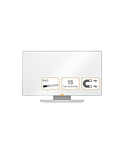 "Whiteboard NOBO Widescreen 40"" NanoClean"