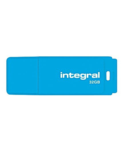 USB-Minne INTEGRAL Neon USB 2.0 32GB