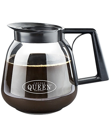 Glaskanna kaffebrygg. COFFEE QUEEN M1+M2
