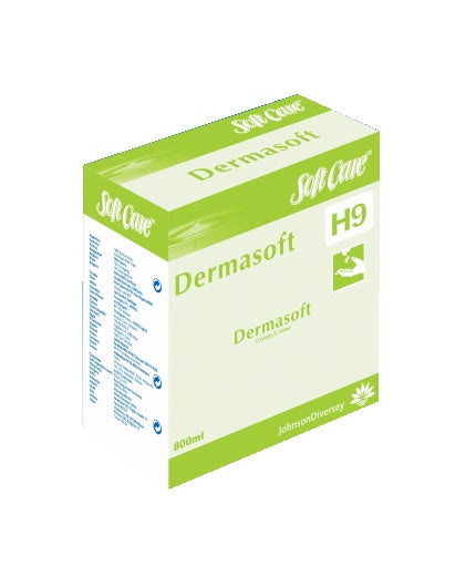 Hudcreme Soft Care Dermasoft H9 800ml