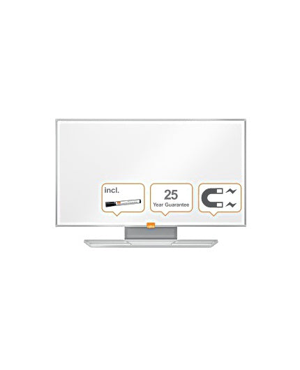 "Whiteboard NOBO Widescreen 32"" Emalj"