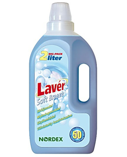 Sköljmedel Lavér Soft Breeze, 2L