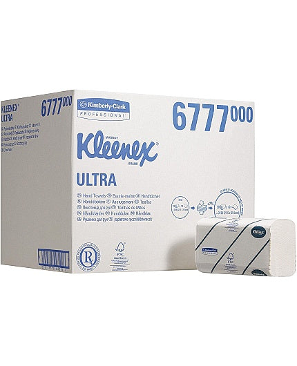 Pappershandduk KLEENEX® Ultra 2-L 3720/fp