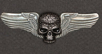 Road Wings Celtic Skull