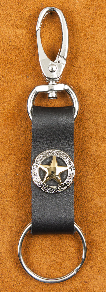 Key Ring Texas Star
