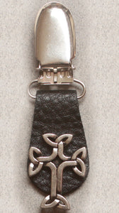 Boot Clips Celtic Cross