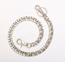 "1/2"" Steel Double Link Wallet Chain"
