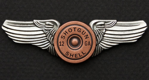 Road Wings Shotgun Shell