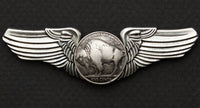 Road Wings Buffalo Nickel