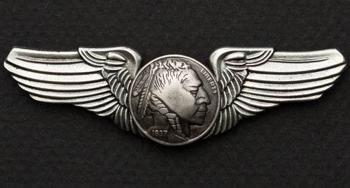 Road Wings Indian Head Nickel