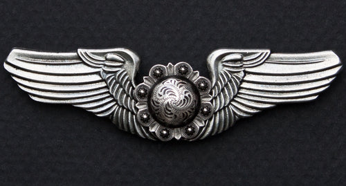 Road Wings Antique Flower