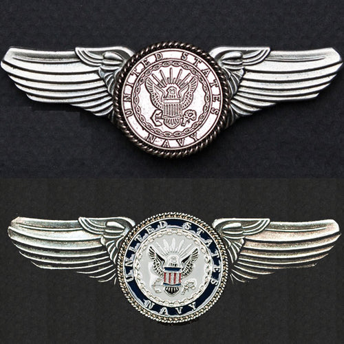 Road Wings Navy