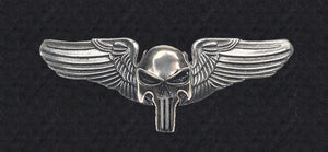 Road Wings Punisher Skull