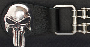 Vest Extender Punisher Skull
