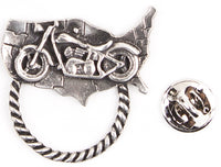 Sunglass Holder Pin Motorcycle America