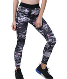 Women's High Tummy Control Yoga Pants - Arista Gems