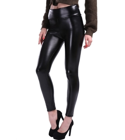 Power High Waist Stretchy Leggings - Arista Gems