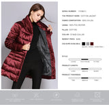 Stylish Padded Puff Parka Jacket - Arista Gems