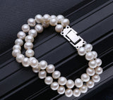 Multi-level Pearl Bracelet - Arista Gems