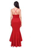 Sexy Backless Gown - Arista Gems