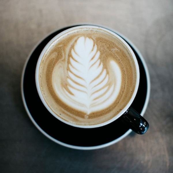 The (Brief) Origins of Latte Art in America