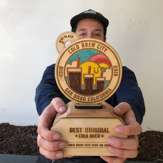 1st Place at Cold Brew City – The WestBean Coffee Roasters