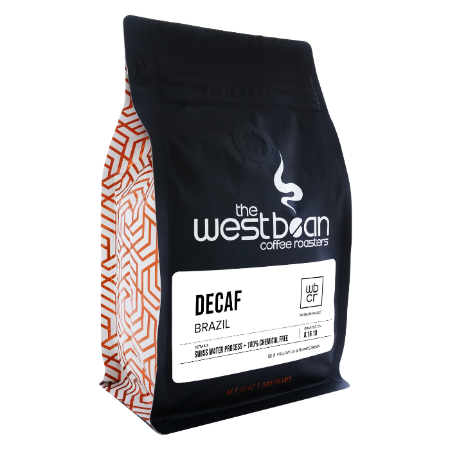 decaf brazilian