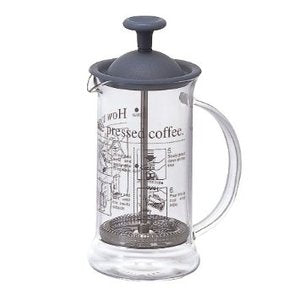 8oz French Press - West bean