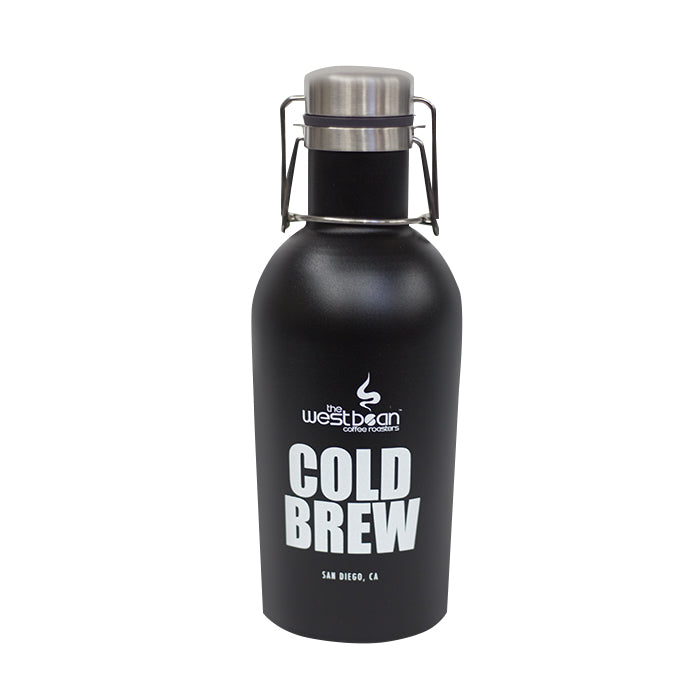 32oz WestBean Cold Brew Growler - West bean