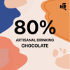 80% Artisanal Drinking Chocolate - Soon Specialty Coffee