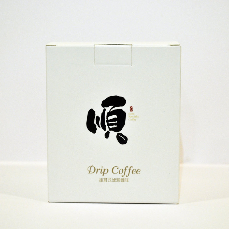 Drip Coffee Box (with 10 Single-Serve Packs) - Sumatra Blue Toba-Soon Specialty Coffee
