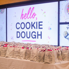Image of Hello, Cookie Dough sign