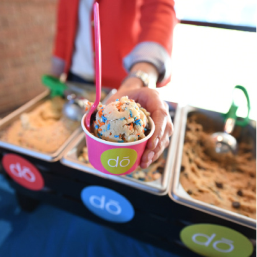 cookie dō sundae bar