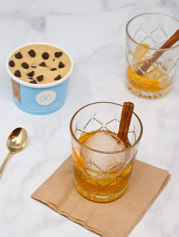 Chocolate Chip Cookie Dough Old Fashioned