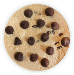vegan signature chocolate chip