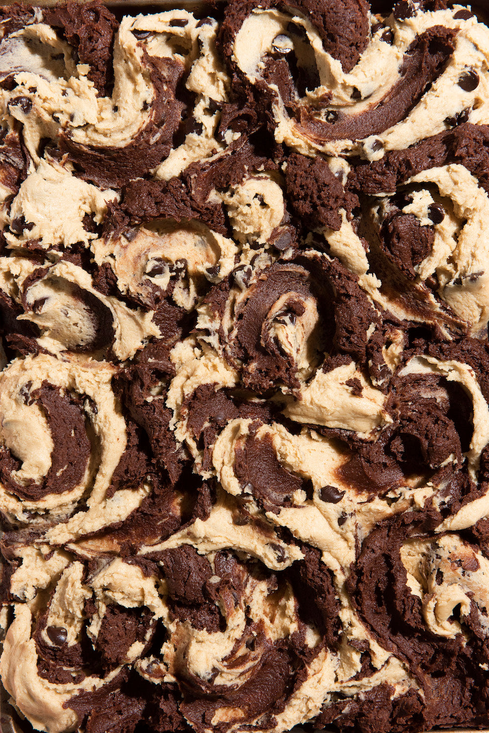 image of brookie cookie dough