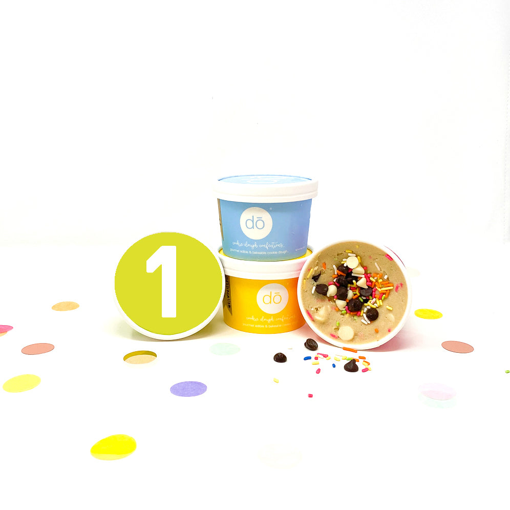 month-to-month edible cookie dough subscription