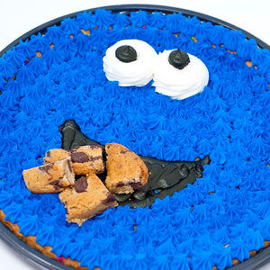 c is for cookie cake