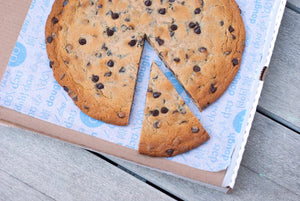 image of giant cookie cake