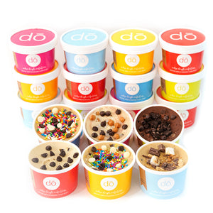 image of cookie dough party pack