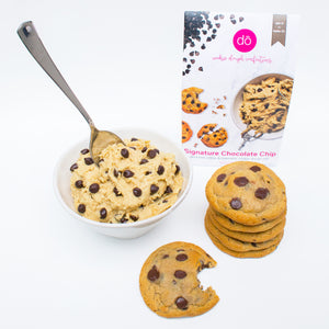 signature chocolate chip mix - Cookie DŌ NYC