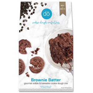 brownie batter mix - Cookie DŌ NYC