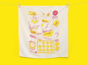cookie dō dish towel - Cookie DŌ NYC
