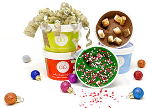 image of holiday cookie dough