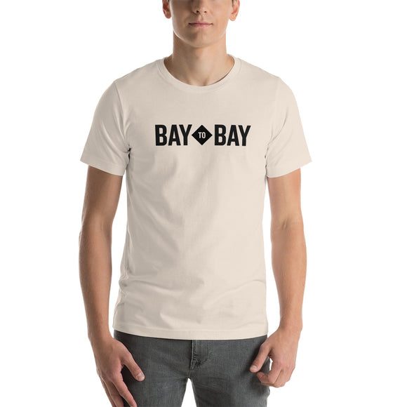 Bone Short-Sleeve Bay to Bay T-Shirt