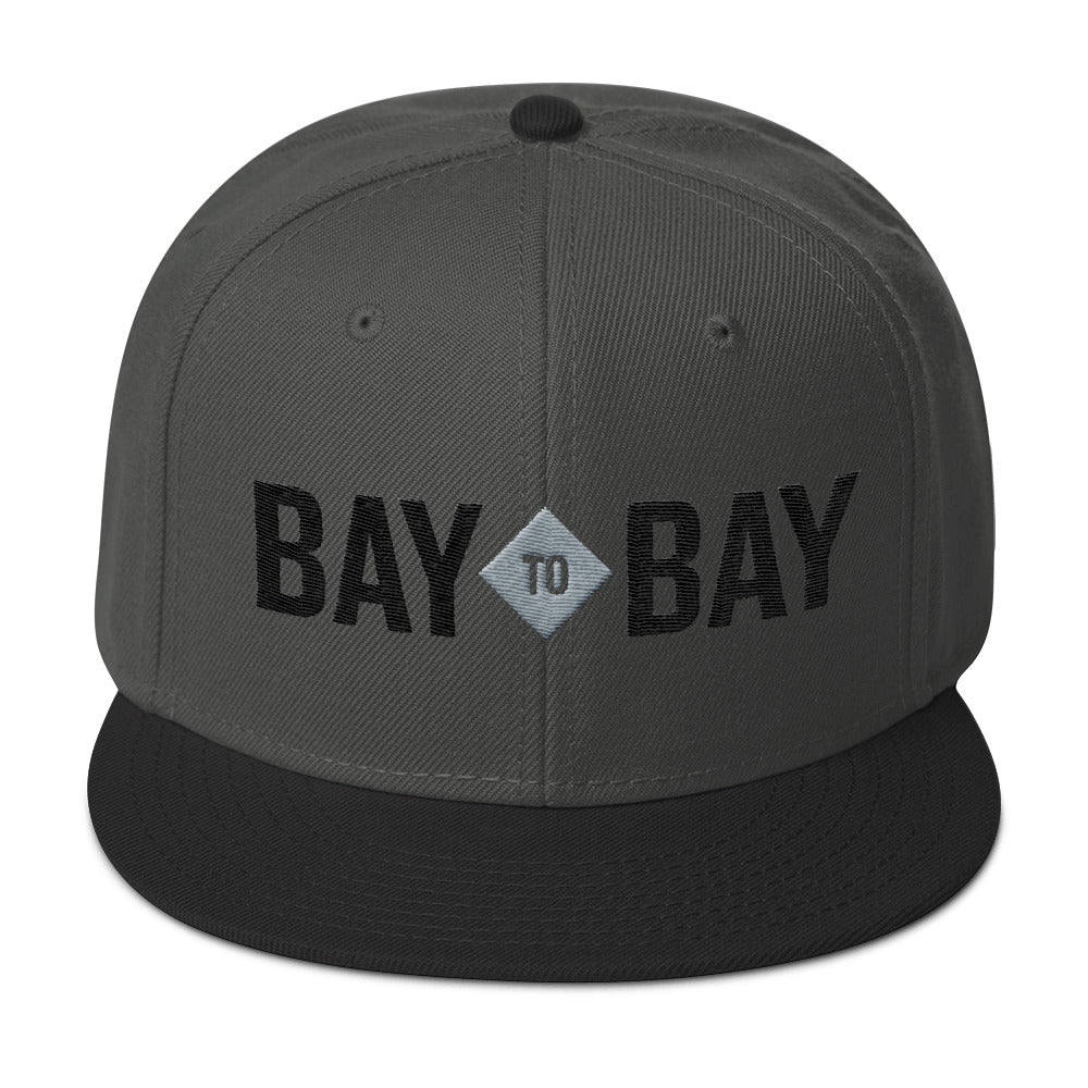 Bay to Bay Alternate Snapback