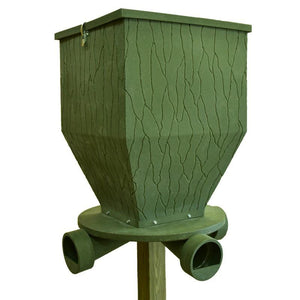 FEEDBANK 300 GRAVITY DEER FEEDER