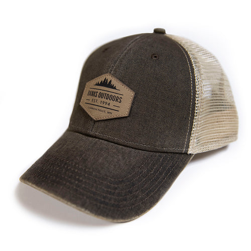 Structured Trucker Hat